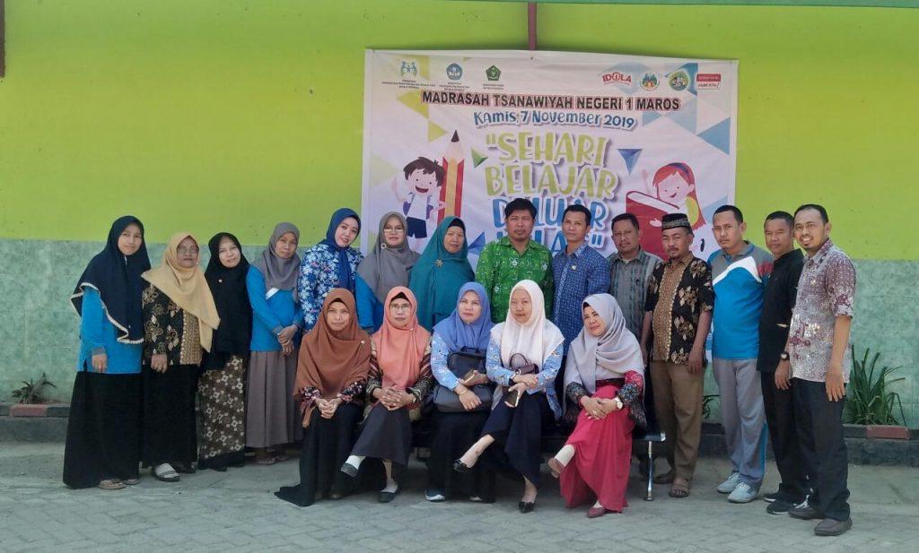 Mts Negeri 1 Maros Deklarasi Sekolah Ramah Anak